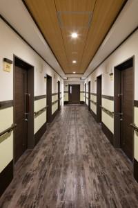 フロア廊下